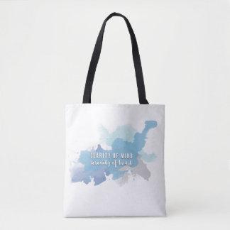 Claridade & serenidade | um bolsa para a mente da