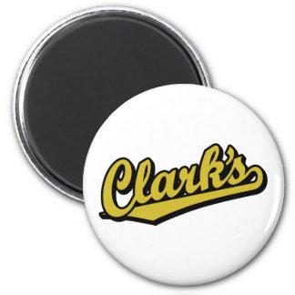 Clark no ouro ima