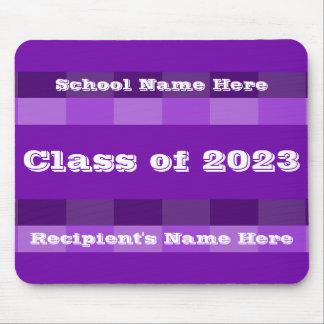 Classe 2023 da banda roxa Mousepad por Janz