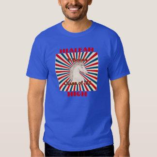Classe alta de Hialeah T-Breds 'de t-shirt da