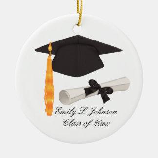 Classe da graduação de ornamento
