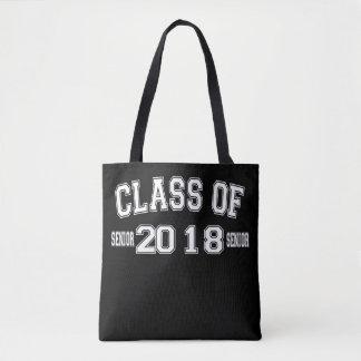 Classe da sacola 2018 bolsa tote