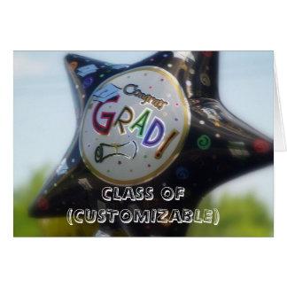CLASSE de cartão (CUSTOMIZÁVEL) da graduação