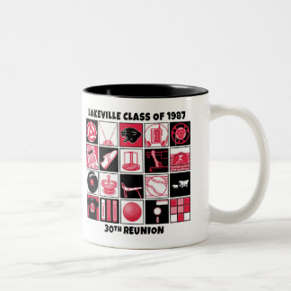 Classe de Lakeville da caneca 1987 da reunião