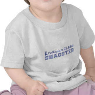 Classe escolar Shagster Camiseta