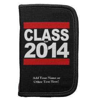 Classe preta corajosa do bloco da graduação 2014 organizador