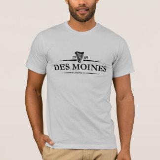 Classe trabalhadora de Des Moines Camiseta
