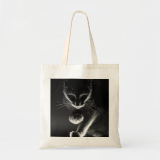 Clàssica gato sacola tote budget