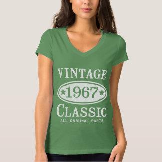 Clássico 1967 do vintage camiseta