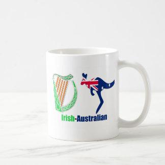Clássico-Branco-Caneca da bandeira de Caneca De Café