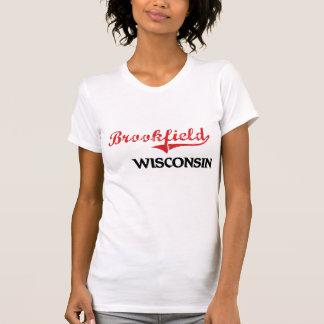 Clássico da cidade de Brookfield Wisconsin Camisetas