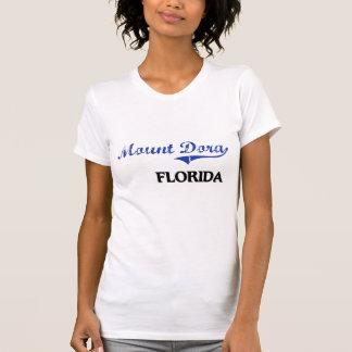 Clássico da cidade de Dora Florida da montagem Camiseta