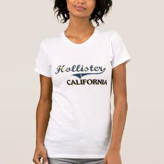 Clássico da cidade de Hollister Califórnia Tshirt