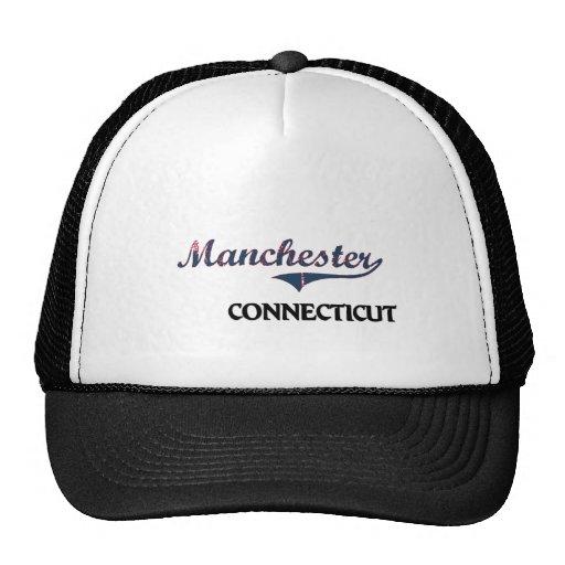 Clássico da cidade de Manchester Connecticut Bone