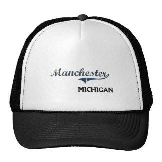 Clássico da cidade de Manchester Michigan Bone