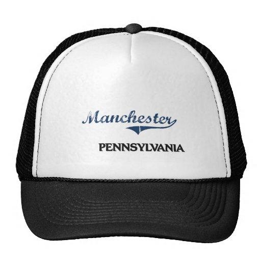 Clássico da cidade de Manchester Pensilvânia Bone