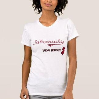 Clássico da cidade de New-jersey do tabernáculo Tshirts