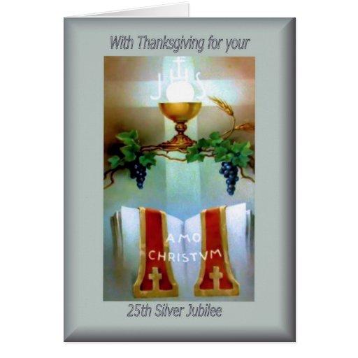 Classificação do aniversário do católico tradicion cartões