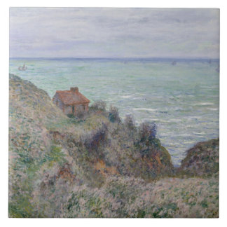Claude Monet - cabine do relógio da alfândega
