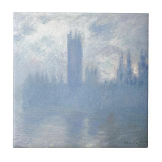 Claude Monet - casas da arte de Londres do