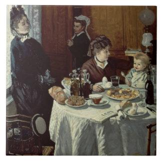 Claude Monet | o pequeno almoço