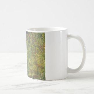 Claude Monet - salgueiro Weeping Caneca De Café