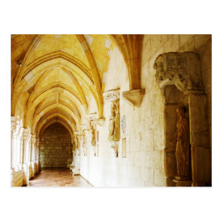 Claustros do monastério espanhol antigo, FL Cartões Postais