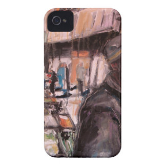 cliente de Dublin da rua de moore Capa Para iPhone 4 Case-Mate