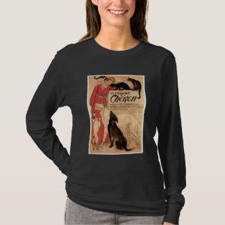 Clínica Chéron do vintage de Steinlen - camisa