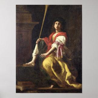 Clio, musa da história, 1624 posteres