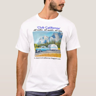'Clube California Camiseta