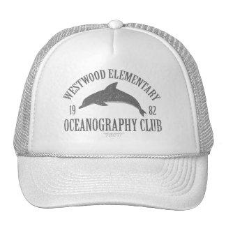 Clube da oceanografia boné