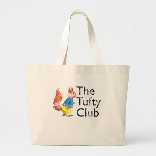 Clube de Tufty envelhecido Bolsas De Lona