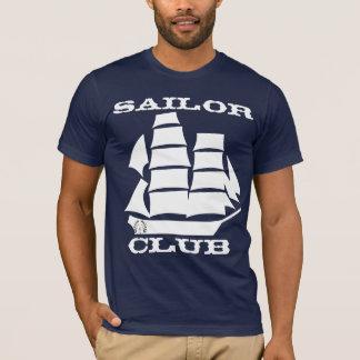 Clube do marinheiro camiseta