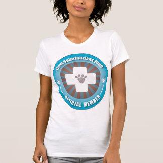 Clube legal dos veterinários camiseta