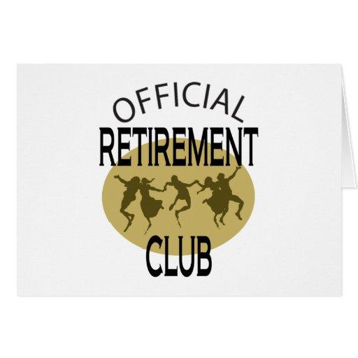 Clube oficial da aposentadoria cartao