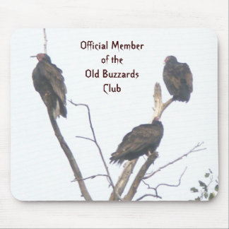 Clube velho Mousepad dos Buzzards