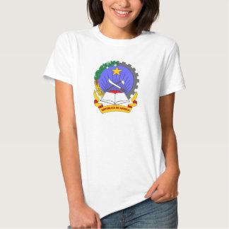 COA de Angola T-shirts