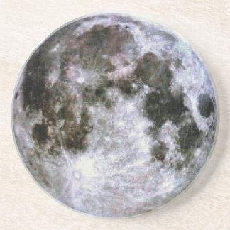 Coaster. da Lua cheia Porta Copo