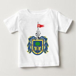 Coat_of_arms_of_Jalisco_ (2005-2011) Camiseta Para Bebê