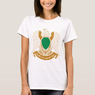 Coat_of_arms_of_Libya_ (1977-2011) Camiseta