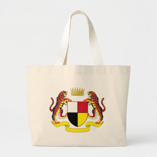 Coat_of_arms_of_the_Federated_Malay_States Bolsa Tote Grande