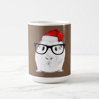 Cobaia do feriado caneca de café