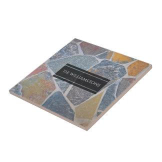 Cobblestones pintados elegantes/pedras decorativas