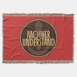 Cobertor A mãe compreende