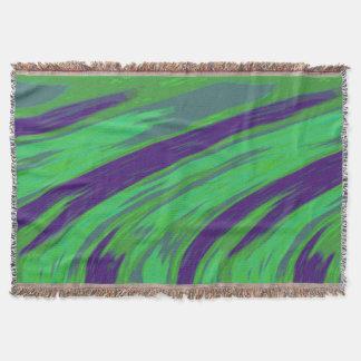 Green Blue Color Swish