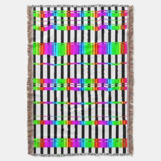 Cobertor abstrato do fm