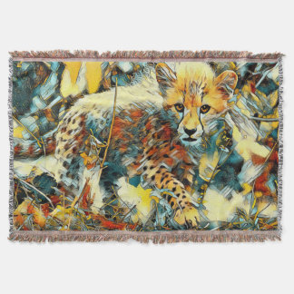 Cobertor AnimalArt_Cheetah_20171003_by_JAMColors