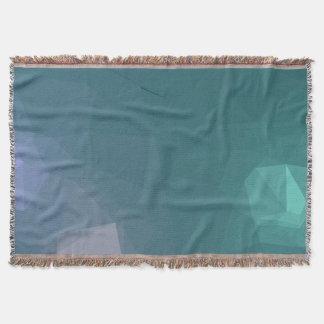 Cobertor Arte geométrica elegante e moderna - estrelas