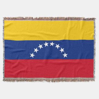 Cobertor Bandeira de Venezuela